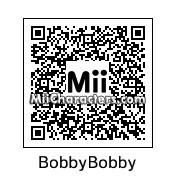 QR Code for Robert Bogl by BobbyBobby