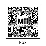 QR Code for Fox McCloud by BobbyBobby