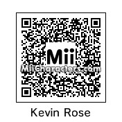 QR Code for Kevin Rose by Tocci