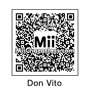 QR Code for Vincent Margera by !SiC