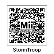 QR Code for Storm Trooper by BobbyBobby