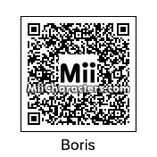 QR Code for Boris Becker by Tito