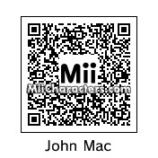 QR Code for John McEnroe by Tito