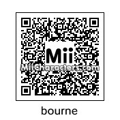 QR Code for Jason Bourne by Mr. Tip