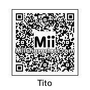 QR Code for Cesar by Tito