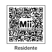 QR Code for Residente by Tito
