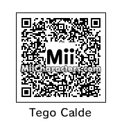 QR Code for Tego Calderon by Tito