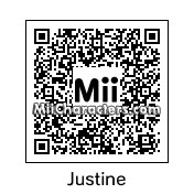 QR Code for Justine Henin by Tito