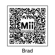 QR Code for Brad Pitt by Tito