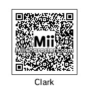QR Code for Clark Kent by Cjv