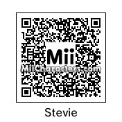 QR Code for Stevie Wonder by Cjv
