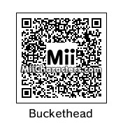 QR Code for Buckethead by !SiC
