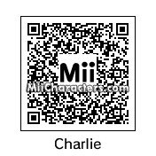 QR Code for Charlie Brown by Ajay