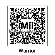 QR Code for The Ultimate Warrior by !SiC