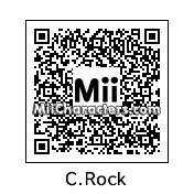 QR Code for Chris Rock by Ajay