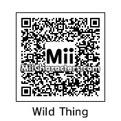 QR Code for Wild Thing by !SiC