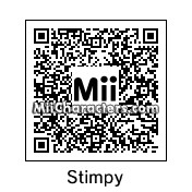 QR Code for Stimpy by BobbyBobby