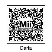 QR Code for Daria by Ajay