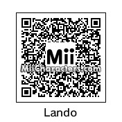 QR Code for Lando Calrissian by BobbyBobby