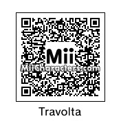 QR Code for John Travolta by celery