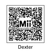 QR Code for Dexter by Ajay