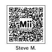 QR Code for Steve Martin by celery