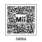 QR Code for Jabba the Hutt by !SiC