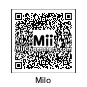 QR Code for Milo by BobbyBobby