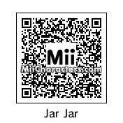 QR Code for Jar Jar Binks by !SiC