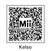 QR Code for Michael Kelso by Tocci