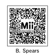 QR Code for Bald Britney Spears by !SiC