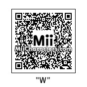 QR Code for George W. Bush by !SiC