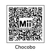 QR Code for Chocobo by !SiC