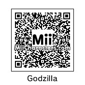 QR Code for Godzilla by !SiC