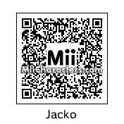 QR Code for Michael Jackson by !SiC
