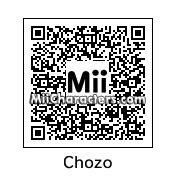 QR Code for Chozo by !SiC