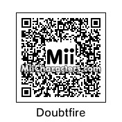 QR Code for Mrs. Doubtfire by !SiC