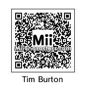 QR Code for Tim Burton by celery