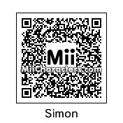 QR Code for Simon Cowell by celery