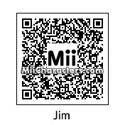 QR Code for Jim Halpert by Jess