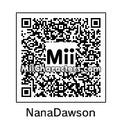 QR Code for Nana Dawson by rababob