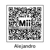 QR Code for Alejandro Herrera by rababob