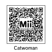 QR Code for Catwoman by PRMan!!