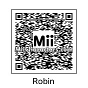 QR Code for Robin (Tim Drake) by PRMan!!