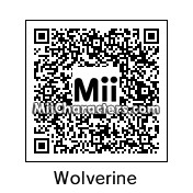 QR Code for Wolverine by BobbyBobby
