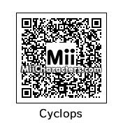 QR Code for Cyclops by BobbyBobby