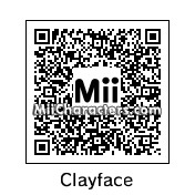 QR Code for Clayface by PRMan!!
