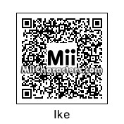 QR Code for Ike Broflovski by Toon and Anime