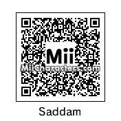 QR Code for Saddam Hussein (After) by !SiC