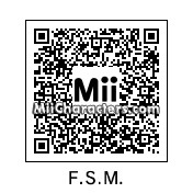 QR Code for Flying Spaghetti Monster by !SiC